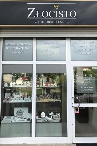 "Nasi Partnerzy - Salon ""Złocisto"""